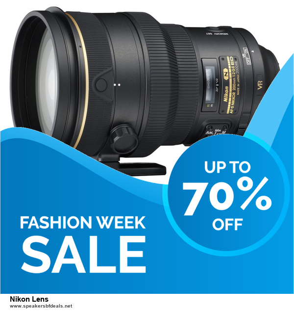 5 Best Nikon Lens Black Friday 2020 and Cyber Monday Deals & Sales