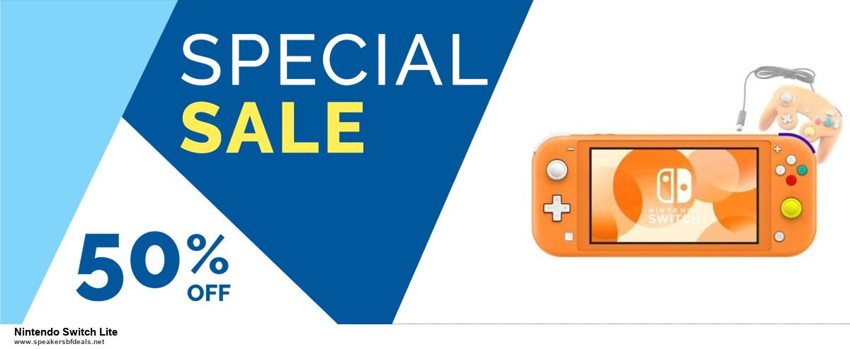 10 Best Nintendo Switch Lite Black Friday 2020 and Cyber Monday Deals Discount Coupons