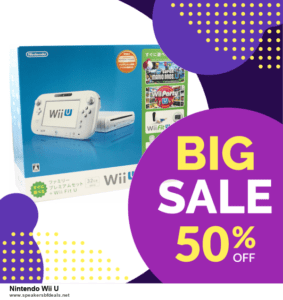 10 Best After Christmas Deals  Nintendo Wii U Deals | 40% OFF