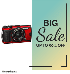 List of 6 Olympus Camera After Christmas DealsDeals [Extra 50% Discount]