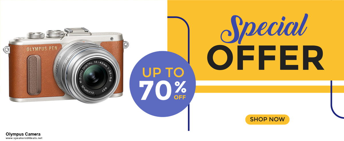 List of 6 Olympus Camera Black Friday 2020 and Cyber MondayDeals [Extra 50% Discount]