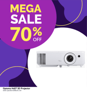 List of 10 Best Black Friday and Cyber Monday Optoma Hd27 3D Projector Deals 2020