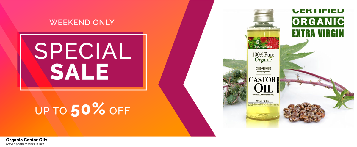 List of 6 Organic Castor Oils Black Friday 2020 and Cyber MondayDeals [Extra 50% Discount]