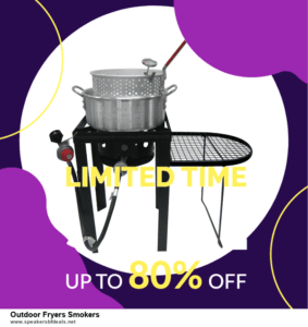 List of 10 Best Black Friday and Cyber Monday Outdoor Fryers Smokers Deals 2020