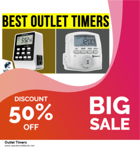 7 Best Outlet Timers After Christmas Deals [Up to 30% Discount]