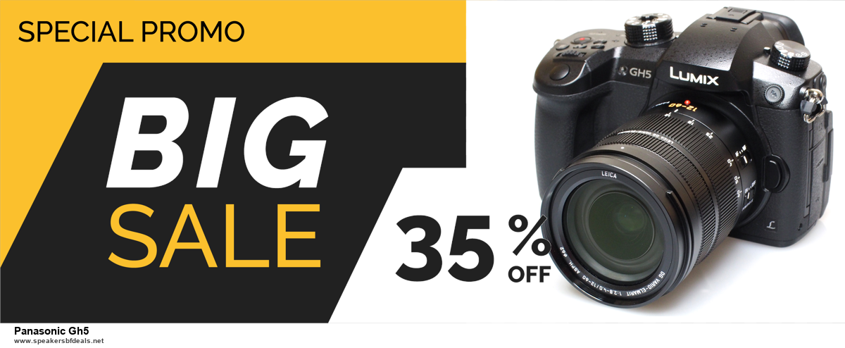 Top 11 Black Friday and Cyber Monday Panasonic Gh5 2020 Deals Massive Discount