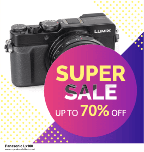 5 Best Panasonic Lx100 After Christmas Deals & Sales