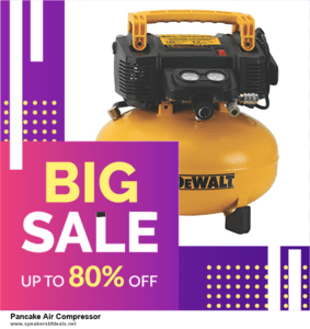 Top 5 After Christmas Deals Pancake Air Compressor Deals 2020 Buy Now