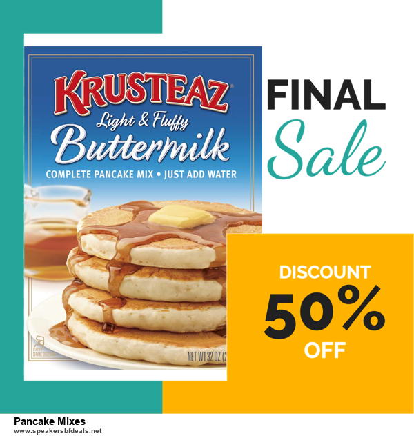 Top 11 Black Friday and Cyber Monday Pancake Mixes 2020 Deals Massive Discount