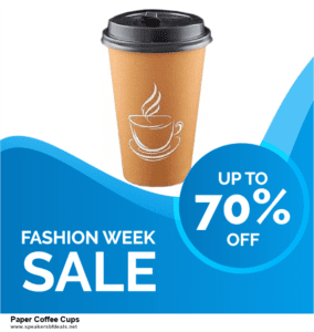 10 Best Black Friday 2020 and Cyber Monday  Paper Coffee Cups Deals | 40% OFF