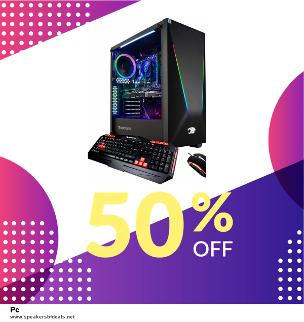 List of 10 Best Black Friday and Cyber Monday Pc Deals 2020