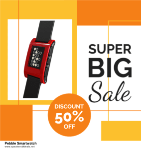 Top 10 Pebble Smartwatch After Christmas Deals