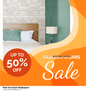 9 Best After Christmas Deals Peel And Stick Wallpapers Deals 2020 [Up to 40% OFF]
