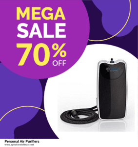 6 Best Personal Air Purifiers Black Friday 2020 and Cyber Monday Deals   Huge Discount
