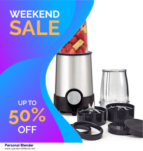 Top 5 After Christmas Deals Personal Blender Deals [Grab Now]