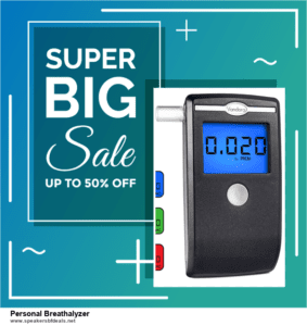 5 Best Personal Breathalyzer After Christmas Deals & Sales