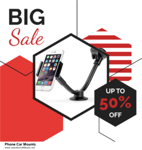 List of 10 Best Black Friday and Cyber Monday Phone Car Mounts Deals 2020