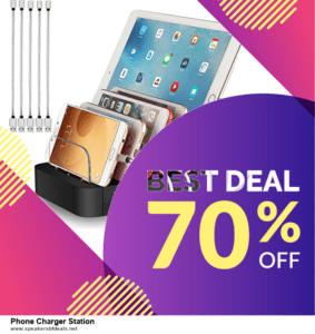 9 Best After Christmas Deals Phone Charger Station Deals 2020 [Up to 40% OFF]