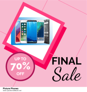 List of 6 Picture Phones After Christmas DealsDeals [Extra 50% Discount]