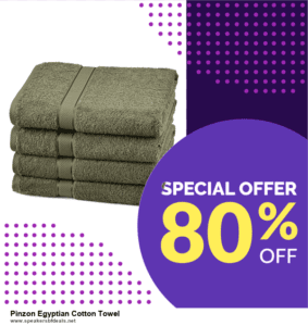 Top 5 After Christmas Deals Pinzon Egyptian Cotton Towel Deals [Grab Now]