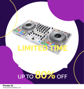 List of 6 Pioneer Dj Black Friday 2020 and Cyber MondayDeals [Extra 50% Discount]