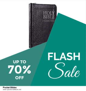 5 Best Pocket Bibles Black Friday 2020 and Cyber Monday Deals & Sales