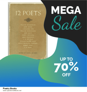 Top 5 After Christmas Deals Poetry Books Deals [Grab Now]