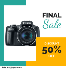 5 Best Point And Shoot Cameras Black Friday 2020 and Cyber Monday Deals & Sales
