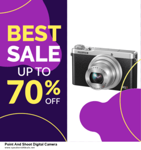 9 Best After Christmas Deals Point And Shoot Digital Camera Deals 2020 [Up to 40% OFF]