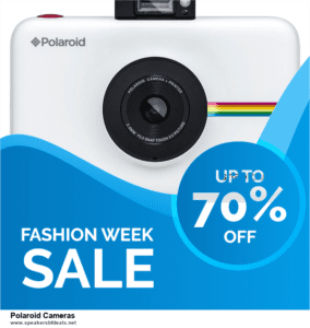 Top 10 Polaroid Cameras Black Friday 2020 and Cyber Monday Deals