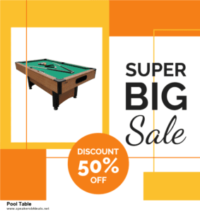List of 6 Pool Table After Christmas DealsDeals [Extra 50% Discount]