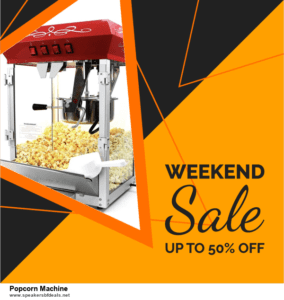 10 Best Popcorn Machine After Christmas Deals Discount Coupons