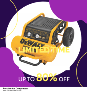 6 Best Portable Air Compressor Black Friday 2020 and Cyber Monday Deals | Huge Discount
