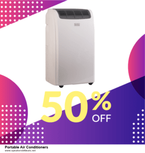 Top 5 Black Friday 2020 and Cyber Monday Portable Air Conditioners Deals [Grab Now]