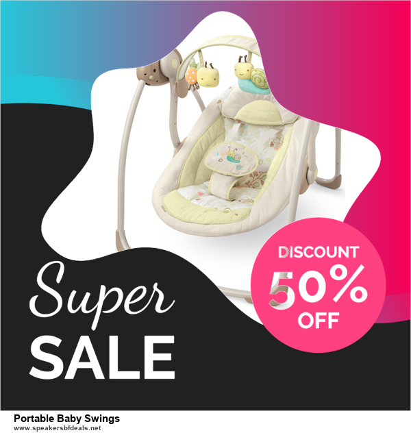 10 Best Black Friday 2020 and Cyber Monday Portable Baby Swings Deals | 40% OFF