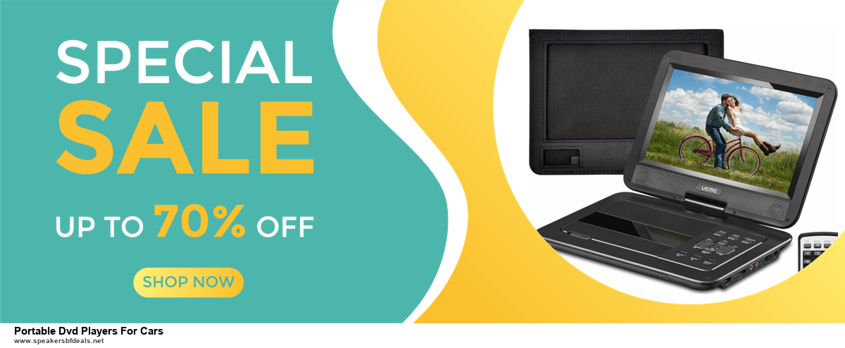 Top 5 Black Friday 2020 and Cyber Monday Portable Dvd Players For Cars Deals [Grab Now]