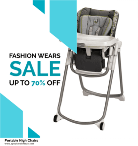 13 Exclusive Black Friday and Cyber Monday Portable High Chairs Deals 2020