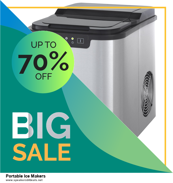 Top 5 Black Friday 2020 and Cyber Monday Portable Ice Makers Deals [Grab Now]