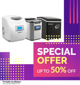 Top 5 After Christmas Deals Portable Ice Makers Deals [Grab Now]