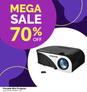 List of 10 Best Black Friday and Cyber Monday Portable Mini Projector Deals 2020