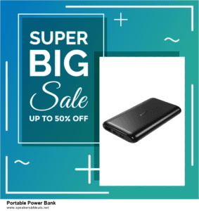 Top 10 Portable Power Bank After Christmas Deals