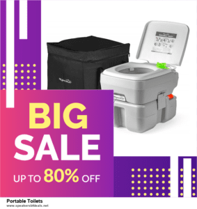 9 Best After Christmas Deals Portable Toilets Deals 2020 [Up to 40% OFF]