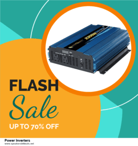 Grab 10 Best After Christmas Deals Power Inverters Deals & Sales