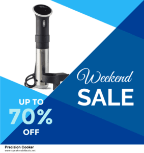 Top 11 Black Friday and Cyber Monday Precision Cooker 2020 Deals Massive Discount