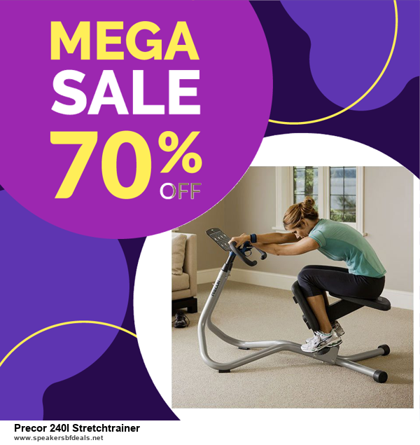 Top 5 Black Friday 2020 and Cyber Monday Precor 240I Stretchtrainer Deals [Grab Now]