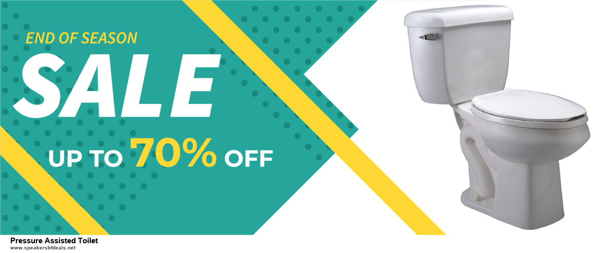 13 Best Black Friday and Cyber Monday 2020 Pressure Assisted Toilet Deals [Up to 50% OFF]