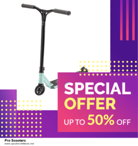 List of 6 Pro Scooters After Christmas DealsDeals [Extra 50% Discount]