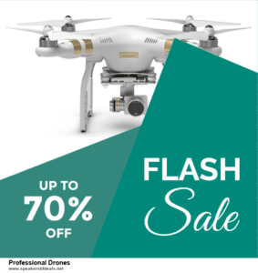 List of 10 Best Black Friday and Cyber Monday Professional Drones Deals 2020