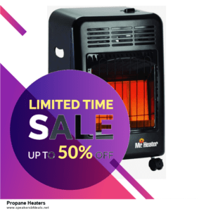 Grab 10 Best Black Friday and Cyber Monday Propane Heaters Deals & Sales