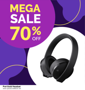 6 Best Ps4 Gold Headset After Christmas Deals | Huge Discount